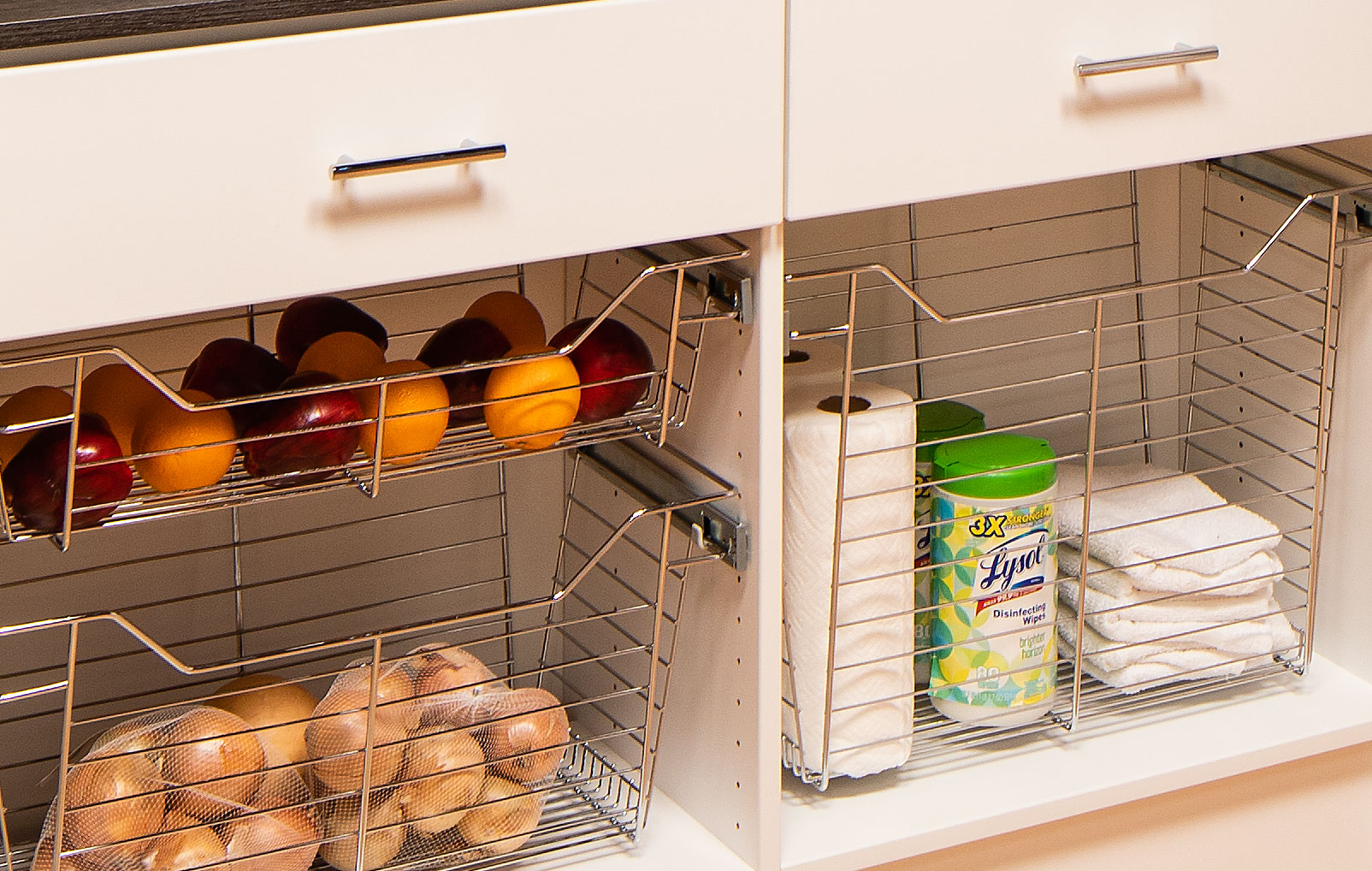 Best Walk In Pantry Systems For Custom Kitchen Organization In Dc Closet America